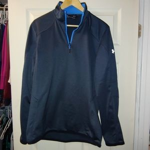 UA Cold Gear Reactor performance quarter zip